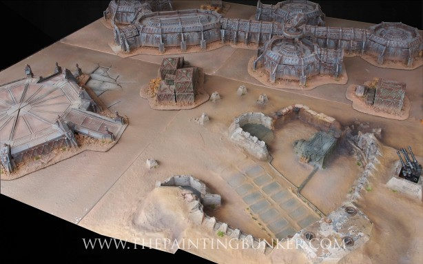 Forge World Anphelion Base 2
