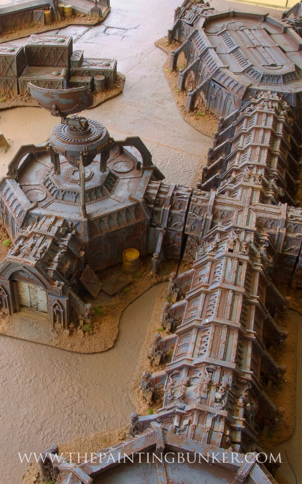 Forge World Anphelion Base 5