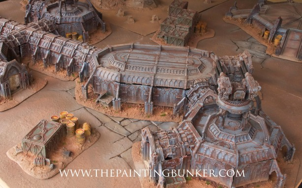 Forge World Anphelion Base 6