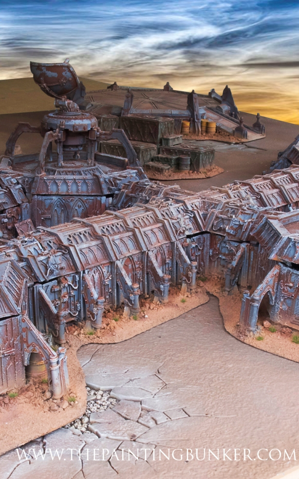 Forge World Anphelion Base 8