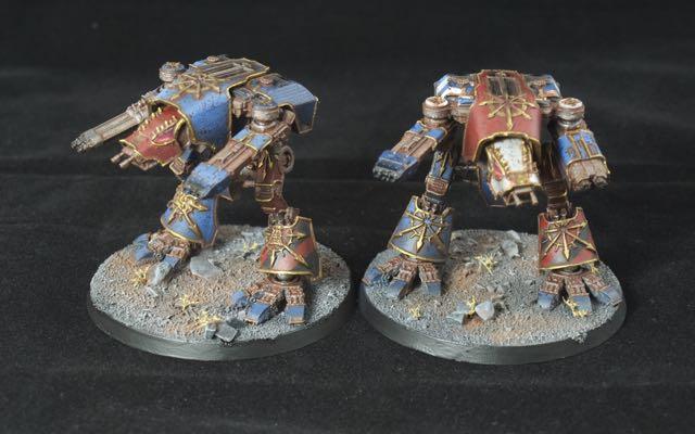 [CDA5] MadMaxKiller -  Servants of Decay 3000 points - EA - Page 5 Legio-mortis-warhound-1