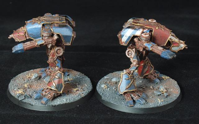 [CDA5] MadMaxKiller -  Servants of Decay 3000 points - EA - Page 5 Legio-mortis-warhound-2