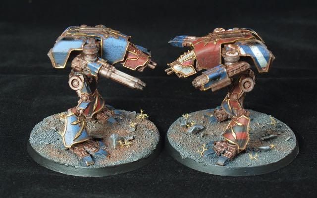 [CDA5] MadMaxKiller -  Servants of Decay 3000 points - EA - Page 5 Legio-mortis-warhound-3