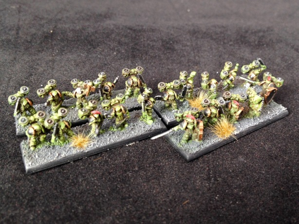 Salamander Assault Marines