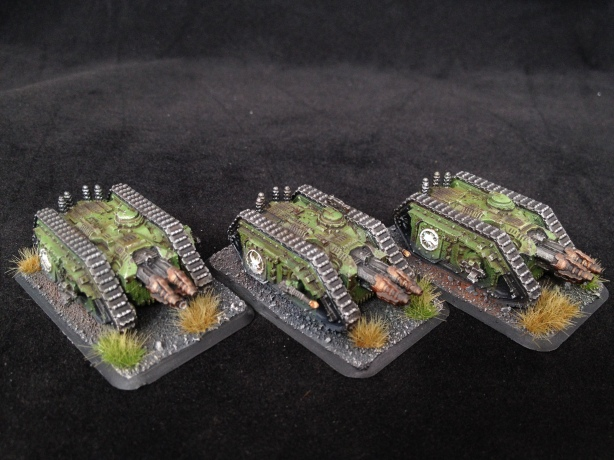 Salamander Cerberus Heavy Tank Destroyer