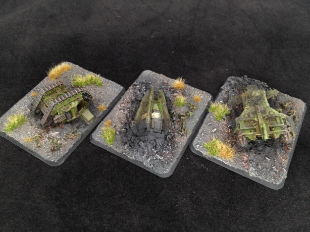 Salamander Objective Markers