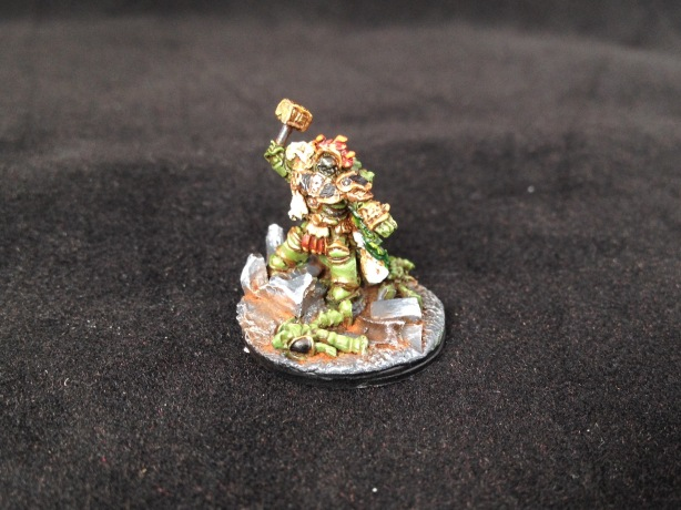 Salamander Primarch Vulcan