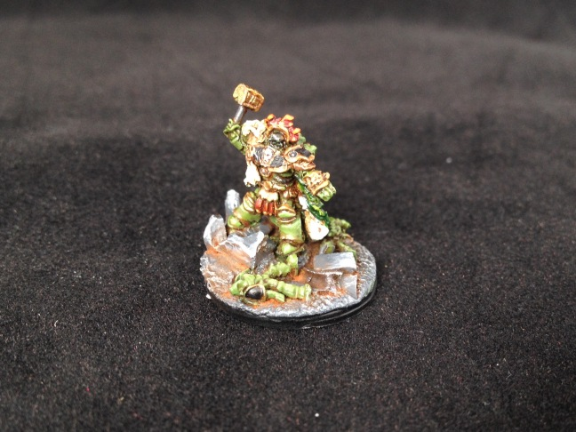 [HH] Projet Salamanders et Emperor's Children 30K Salamander-primarch-vulcan