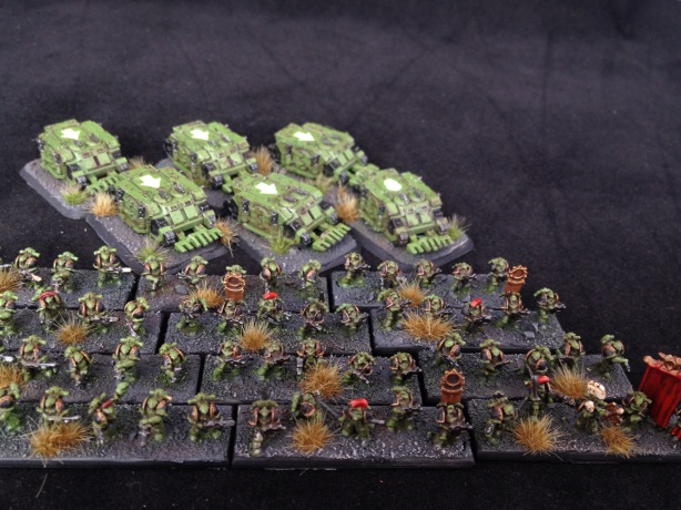 Salamander Tactical Detachment 1
