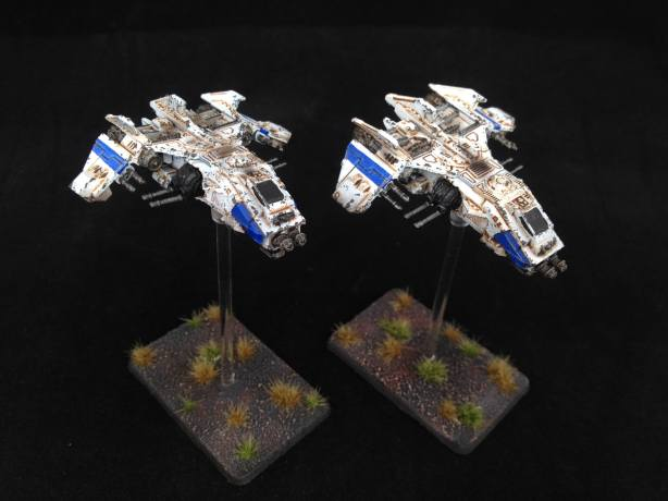 World Eaters Epic Scale Fire raptors