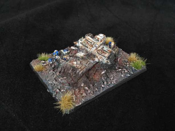 World Eaters Epic Scale Objective 2
