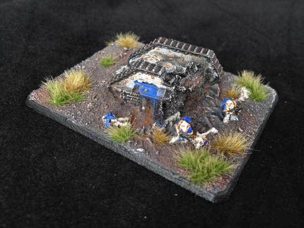 World Eaters Epic Scale Objective 4