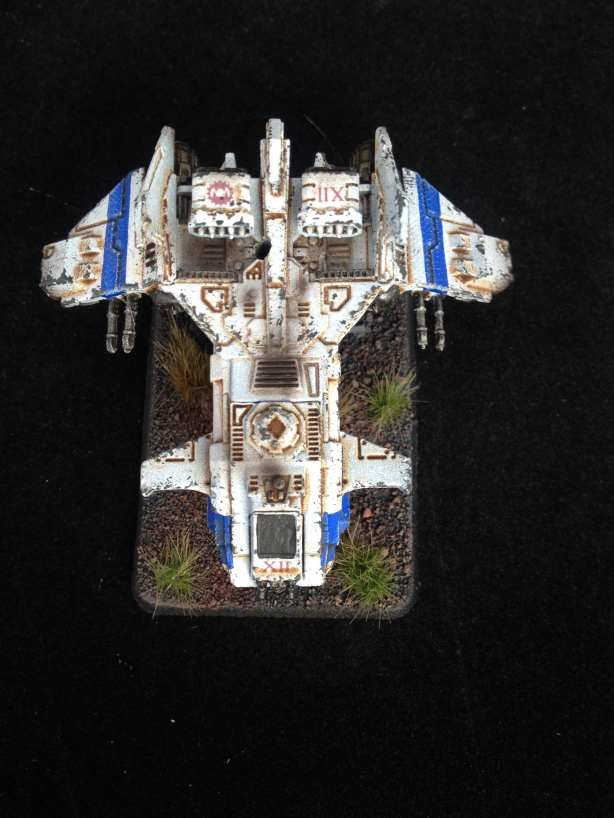 World Eaters Epic Scale Storm Eagle 3