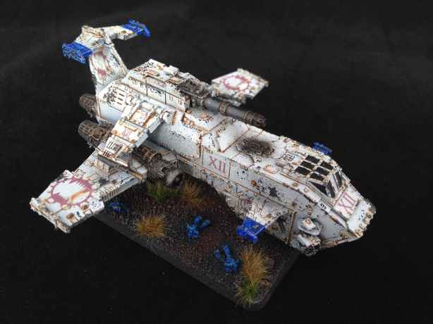World Eaters Epic Scale Thunderhawk 1