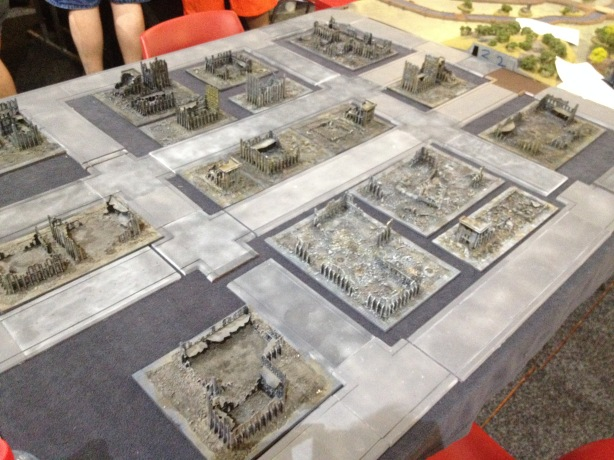 Epic Armageddon - Table 3