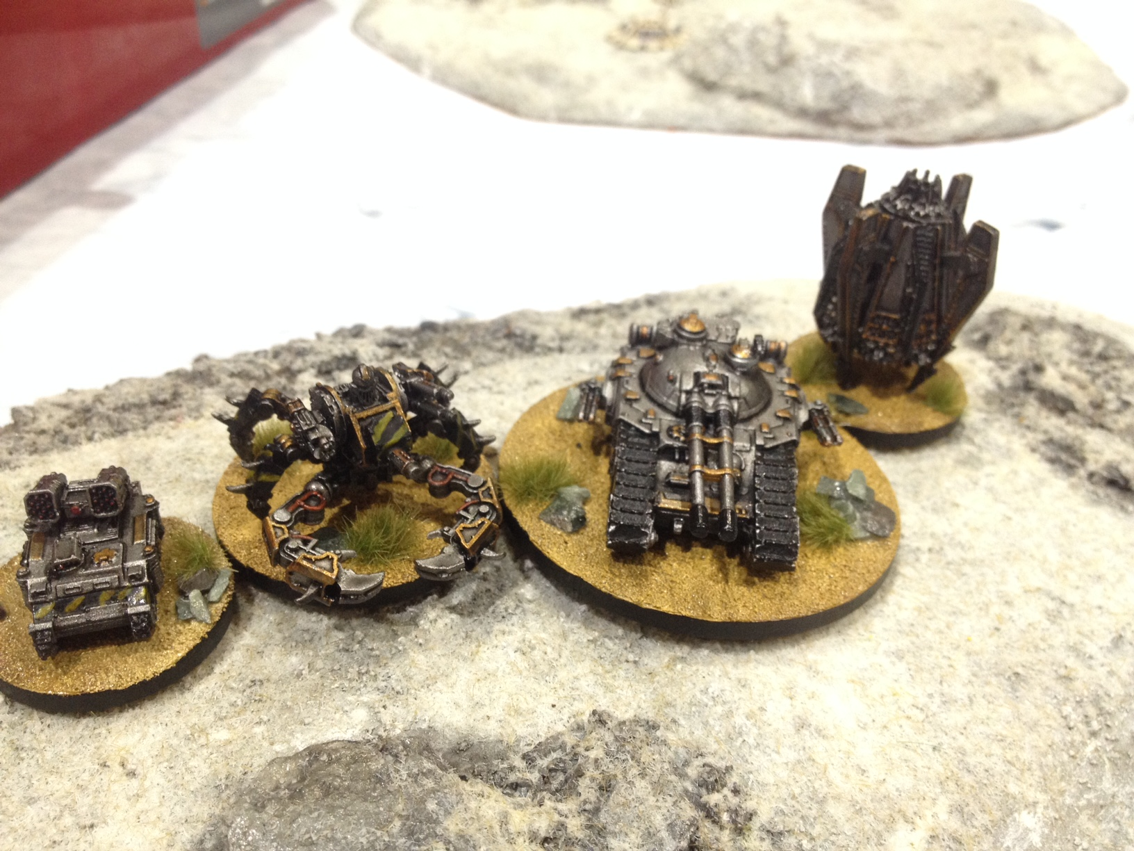 ConCon 2016 – Epic Armageddon   The Painting Bunker