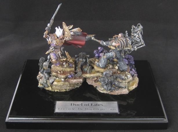 Ferrus v Fulgrim 2