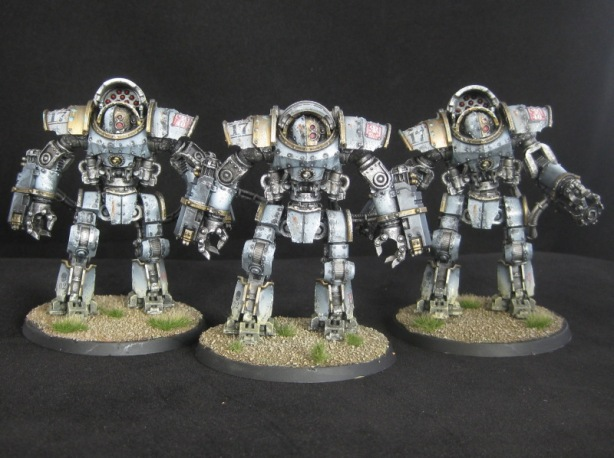 Mechanicum Domitar Class Battle-Automata Maniple