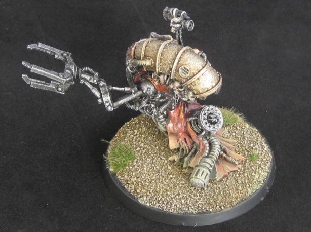 Mechanicum Magos Dominus rear