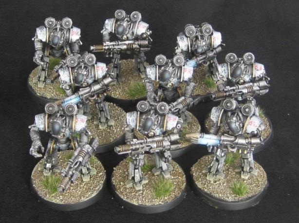 Mechanicum Thallax Cohort Squad