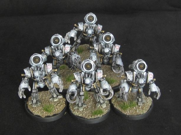 Mechanicum Ursarax Cohort
