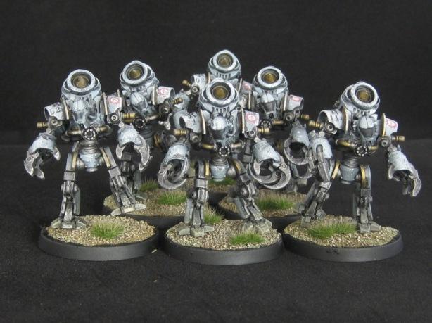 Mechanicum Ursarax squad