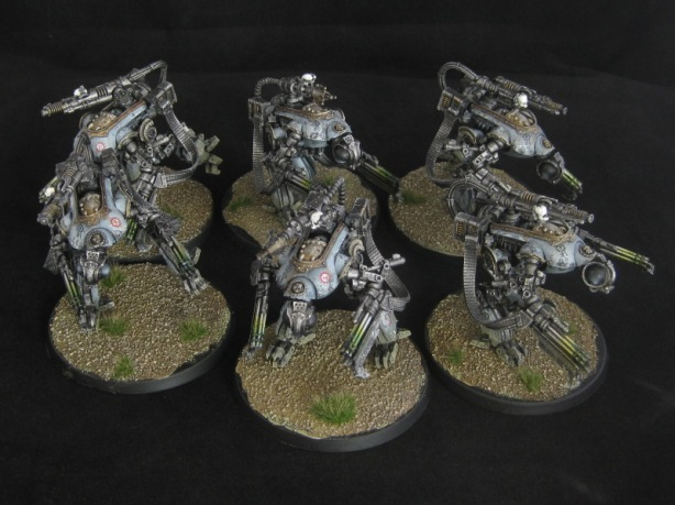 Mechanicum Vorax Battle-Automata Sqd