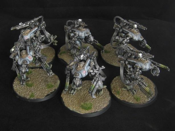 Mechanicum Vorax Battle-Automata Sqd