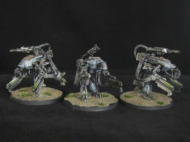 Mechanicum Vorax Battle-Automata