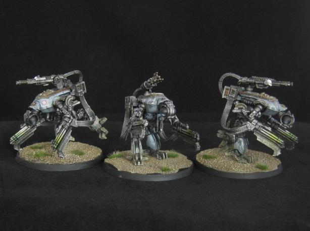 Mechanicum Vorax Battle-Automata